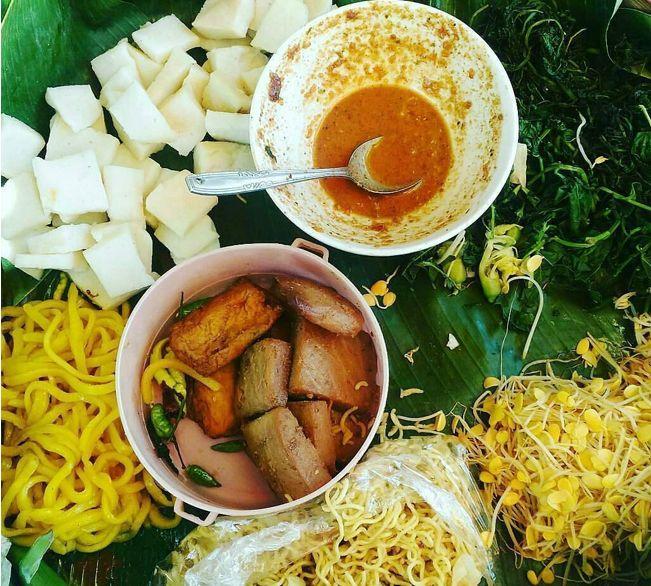 Kuliner Khas Semarang Gendar Pecel